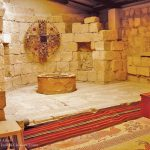 The Baptistry of Mount Nebo Church