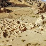 Beida Neolithic Settlement from Above - Wadi Musa
