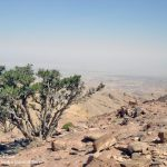 View from Wadi Musa Mountains