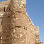 One of the Towers of Kharaneh Palace