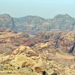 The Beauty of Petra Mountains
