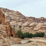 Obelisk Tomb and Triclinium at Petra